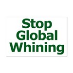 Stop Global Whining Mini Poster Print