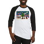 XmasMagic/3 Shelites (s) Baseball Jersey