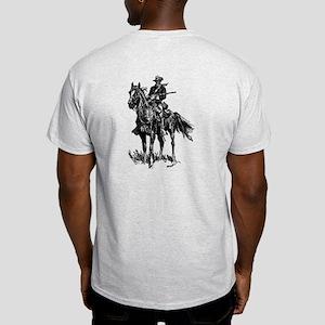 Old Bill Cavalry Mascot Light T-Shirt