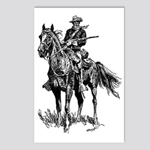 Old Bill Cavalry Mascot Postcards (Package of 8)