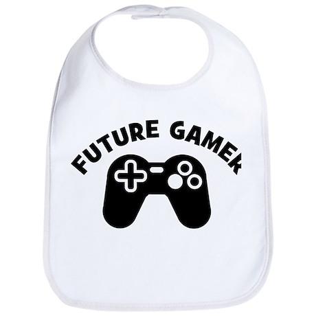 FUTURE GAMER BABY BIB