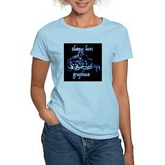 Fantasy and Natural History Women's Light T-Shirt