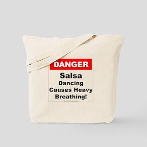 Danger Salsa Tote Bag