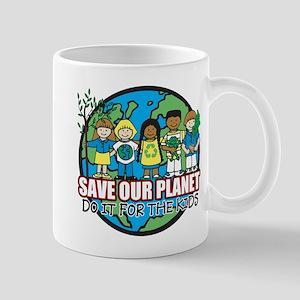 Save Our Planet Mug