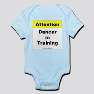 Dancer In Training Infant Bodysuit
