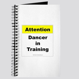 Dancer In Training Journal
