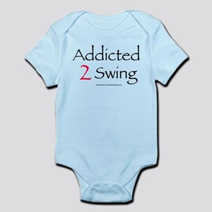 Addicted To Swing Infant Bodysuit