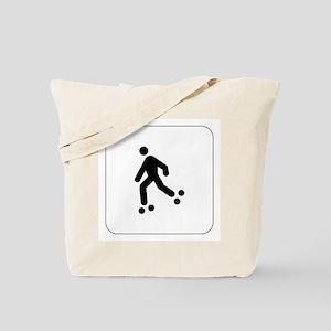 Skating Icon Tote Bag