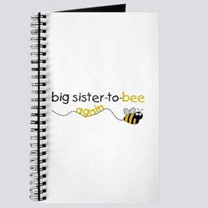 sister to be again t-shirt Journal