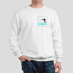 Diving Icon Sweatshirt