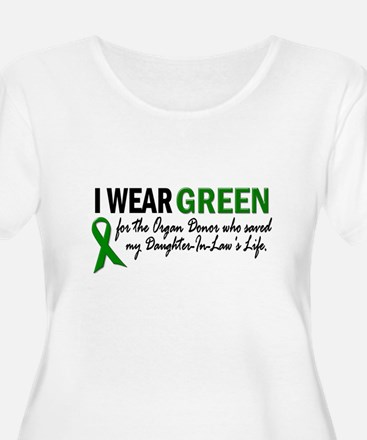 I Wear Green 2 (Daughter-In-Law's Life) T-Shirt