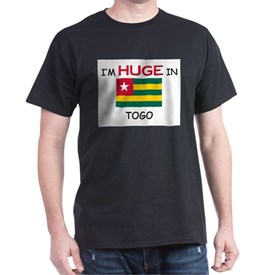 I'd HUGE In TOGO T-Shirt