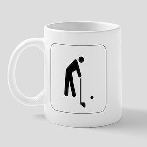 Golf Icon Mug