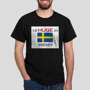 I'd HUGE In SWEDEN Dark T-Shirt