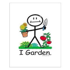 BusyBodies Gardening Posters