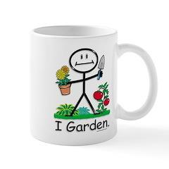 BusyBodies Gardening Mug