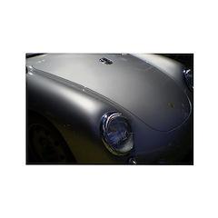 Porschescape Rectangle Magnet (100 pack)