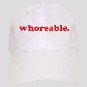 Whoreable Cap