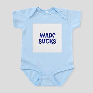 Wade Sucks Infant Creeper