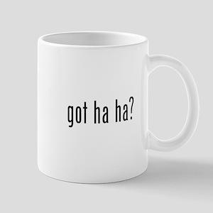 got ha ha? Mug