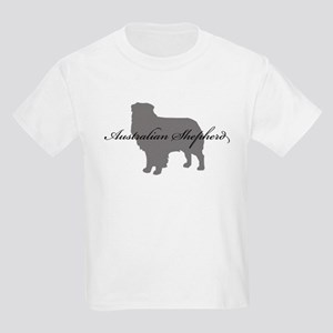 Australian Shepherd Kids Light T-Shirt