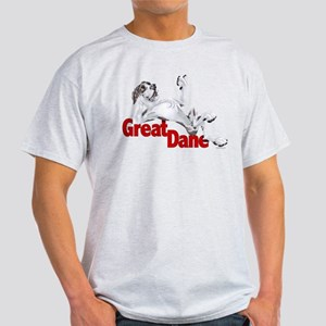 Harlequin Great Dane LBUC Light T-Shirt