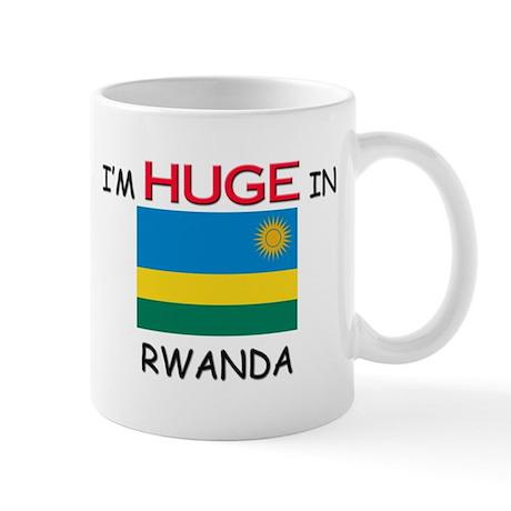 I'd HUGE In RWANDA Mug