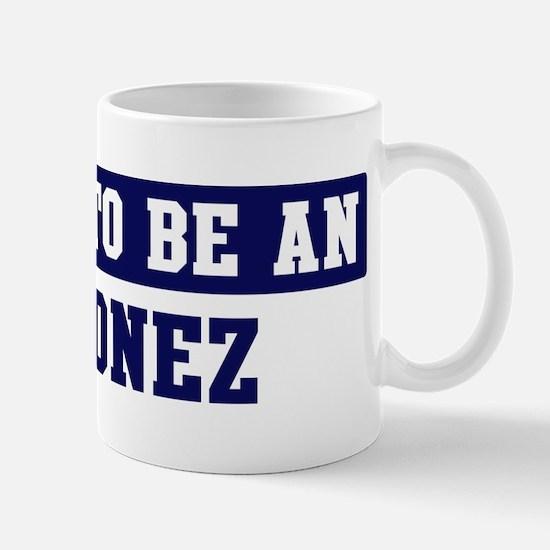 Proud to be Ordonez Mug