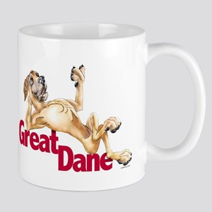 Fawn Great Dane LBUC Mug
