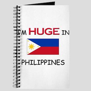 I'd HUGE In PHILIPPINES Journal