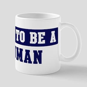 Proud to be Neuman Mug