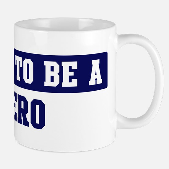 Proud to be Nero Mug