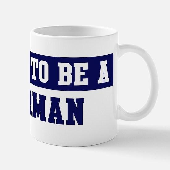Proud to be Morman Mug