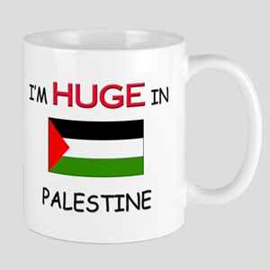 I'd HUGE In PALESTINE Mug