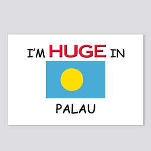 I'd HUGE In PALAU Postcards (Package of 8)