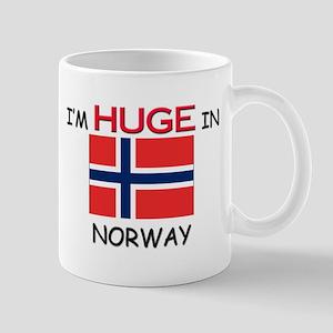 I'd HUGE In OMAN Mug