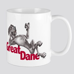 Black Great Dane LBUC Mug