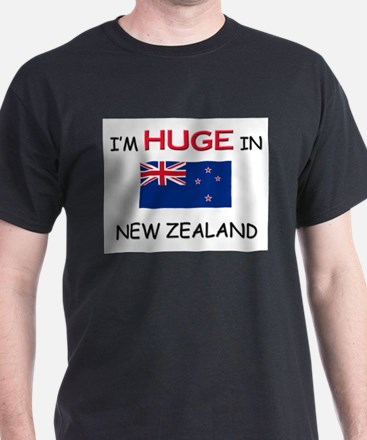 I'd HUGE In NEW ZEALAND T-Shirt