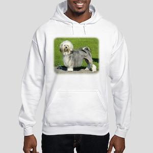 Lhasa Apso 8K61D-18 Hooded Sweatshirt