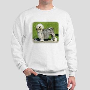 Lhasa Apso 8K61D-18 Sweatshirt