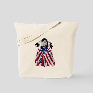 PATRIOTISM Tote Bag
