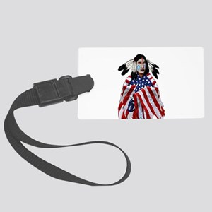 PATRIOTISM Luggage Tag