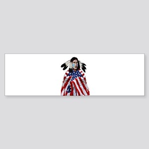 PATRIOTISM Bumper Sticker