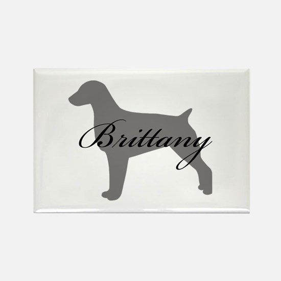 Brittany Rectangle Magnet (10 pack)