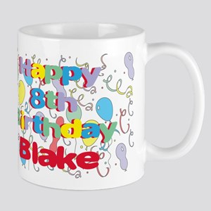 Blake's 8th Birthday Mug