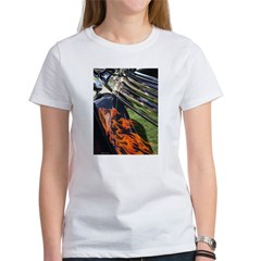 Fire and Chrome Women's T-Shirt