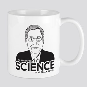 Mitch McConnell Science Mug