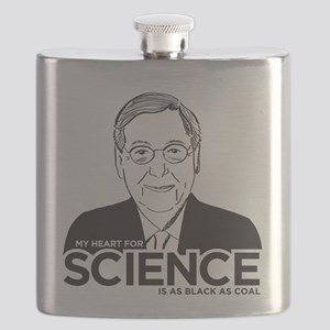 Mitch McConnell Science Flask