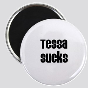 Tessa Sucks Magnet