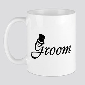 Groom (Top Hat) Mug